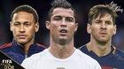 """""""Ronaldo tuổi gì mà sánh với Neymar và Messi!"""""""