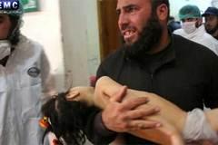Mỹ điều tra Nga liên quan 'tấn công hóa học' ở Syria