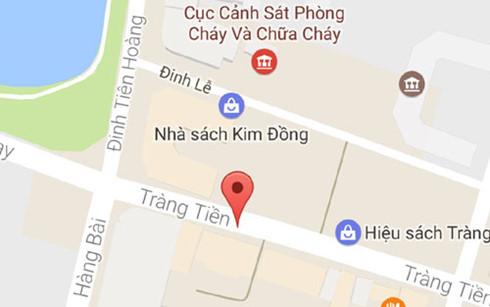 Truy bắt kẻ chém người trên phố Tràng Tiền, Hà Nội