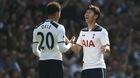 Sao xứ Hàn chói sáng, Tottenham phả hơi nóng vào gáy Chelsea