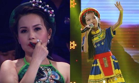 thần tượng tương lai, cẩm ly, nsnd thu hiền, quang linh, gameshow Việt