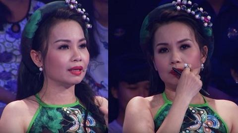 Cẩm Ly nhắc đến chuyện bố mẹ trên sóng truyền hình