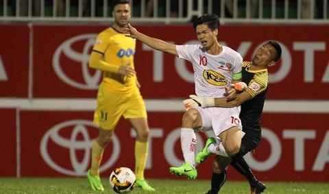 Video bàn thắng HAGL 2-3 FLC Thanh Hóa