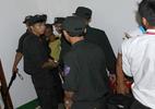 Bẻ còi, trọng tài ở sân Pleiku bị hành hung