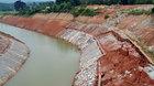 Công trình hơn 700 tỷ chưa xong đã sạt lở, nứt toác