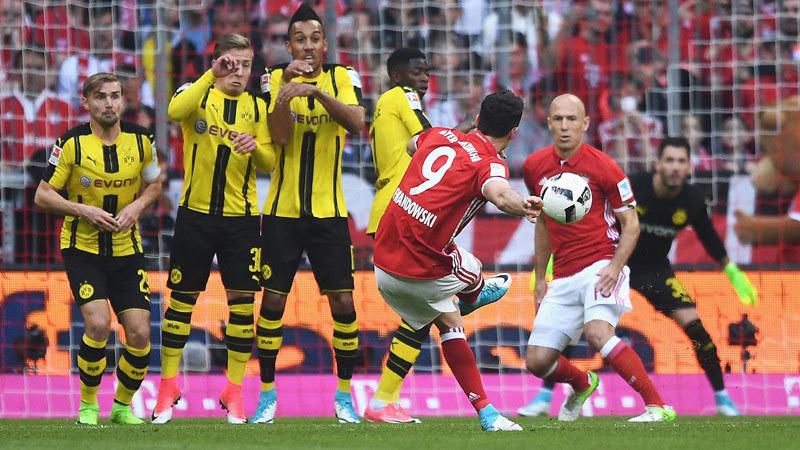 Làm nhục Dortmund, Bayern giơ móng vuốt đe dọa Real