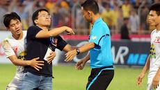 V-League: Một tấn trò hề