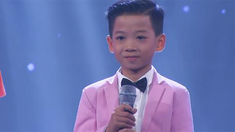 Quang Linh, Cẩm Ly cực thích thú với giọng hát của cậu bé 9 tuổi