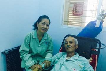 Diễn viên 'Đất và người' khâm phục sự lạc quan của Duy Thanh trước ung thư