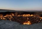 Bí ẩn 'cổng địa ngục' cháy hơn 40 năm không tắt