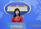 Phản ứng của VN trước động thái của Philippines ở Biển Đông