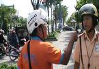 Bắt giữ người đàn ông tấn công đội phó CSGT