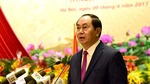 Chủ tịch nước: Cần làm tốt công tác quy hoạch, tuyển chọn cán bộ
