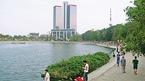 Đề xuất lấp hồ Thành Công để... xây nhà tái định cư
