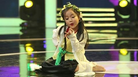 Ca nương 7 tuổi diễn 'Xúy Vân giả dại' gây 'bão' Biệt tài tí hon