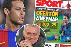 """Mourinho """"chốt"""" thương vụ Neymar, Diego Costa chán London"""