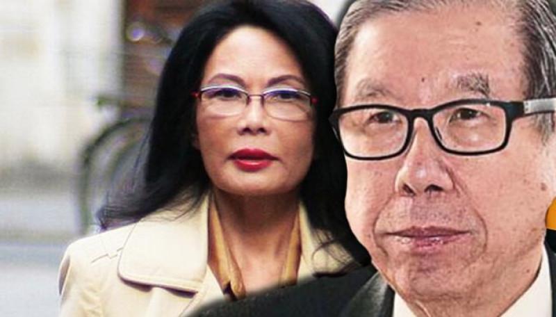 Đại gia ly hôn, chia cho vợ 2.000 tỷ