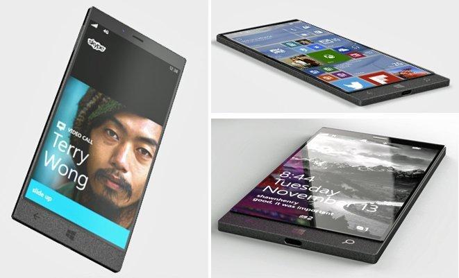 Microsoft phát triển smartphone thay thế máy tính