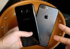 iPhone 7 Plus 'chết sặc' khi đấu với Galaxy S8 Plus trong nước sôi