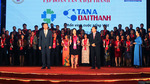 Tân Á Đại Thành nhận giải thưởng 'Thương hiệu mạnh Việt Nam'