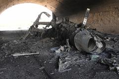 Bên trong ngôi làng Syria bị hứng tên lửa Tomahawk Mỹ