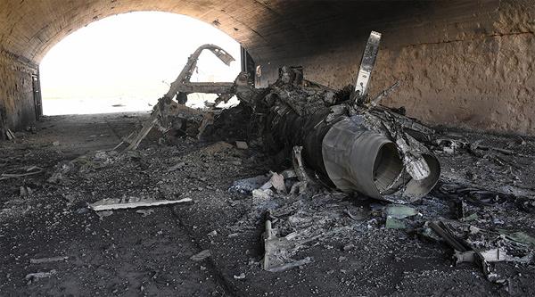 Syria, nỗi đau, tên lửa Mỹ, Donald Trump, Mỹ, căn cứ Syria