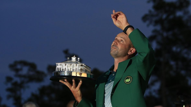 The Masters, Sergio Garcia, golfer số 1 thế giới, Jordan Spieth