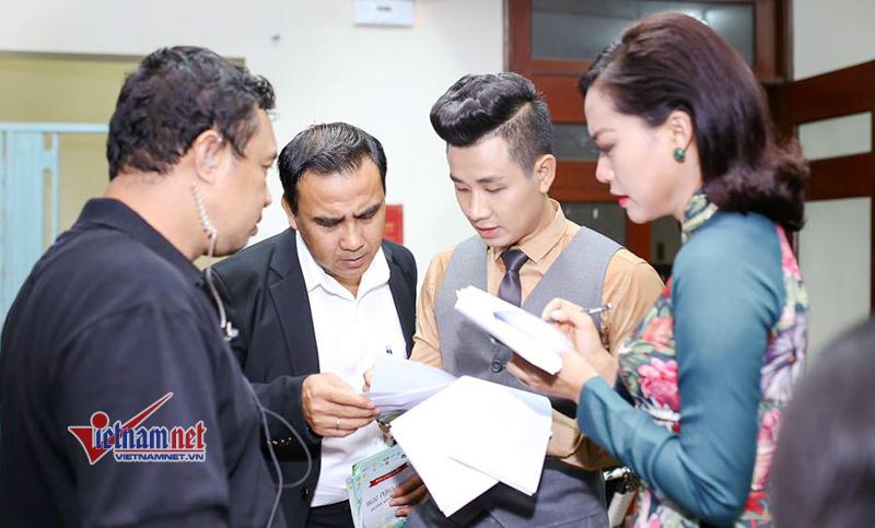 MC Nguyên Khang lên tiếng khi bị chỉ trích ở giải Cánh diều