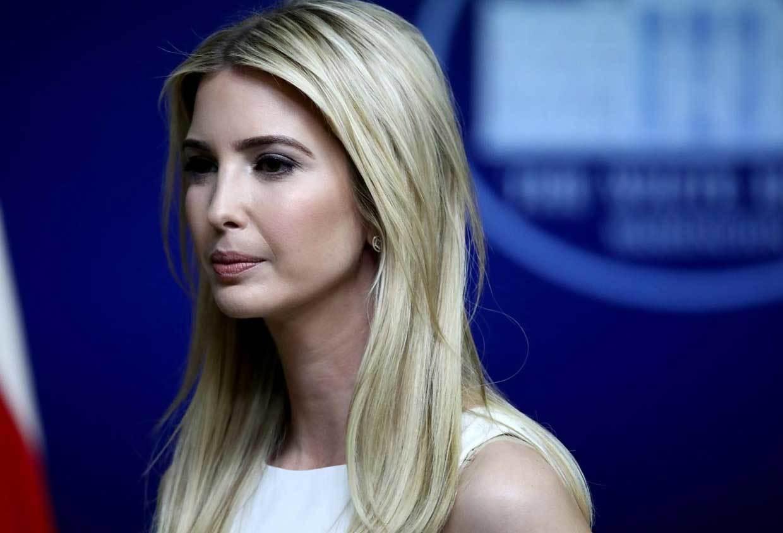 Ivanka Trump thuyết phục cha đánh Syria?