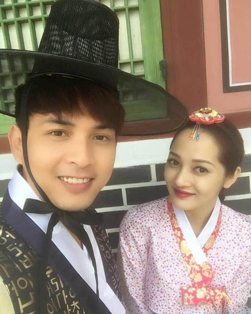 Cặp đôi Bảo Anh, Hồ Quang Hiếu đi du lịch giữa tin đồn chia tay