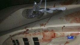 Hành khách dùng dao khống chế, đâm liên tiếp tài xế taxi