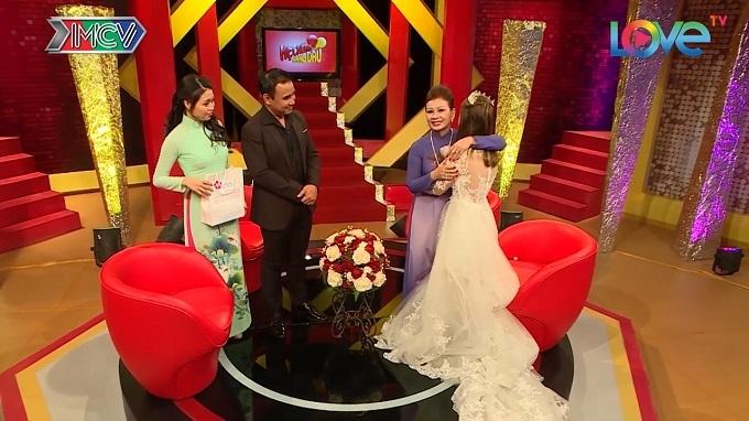 Mẹ chồng nàng dâu,Quyền Linh,Game show