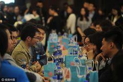 Hàng ngàn sinh viên đại học tham gia ngày hội mai mối
