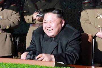 Kim Jong Un tuyên bố 'không sợ' vụ Mỹ đánh Syria