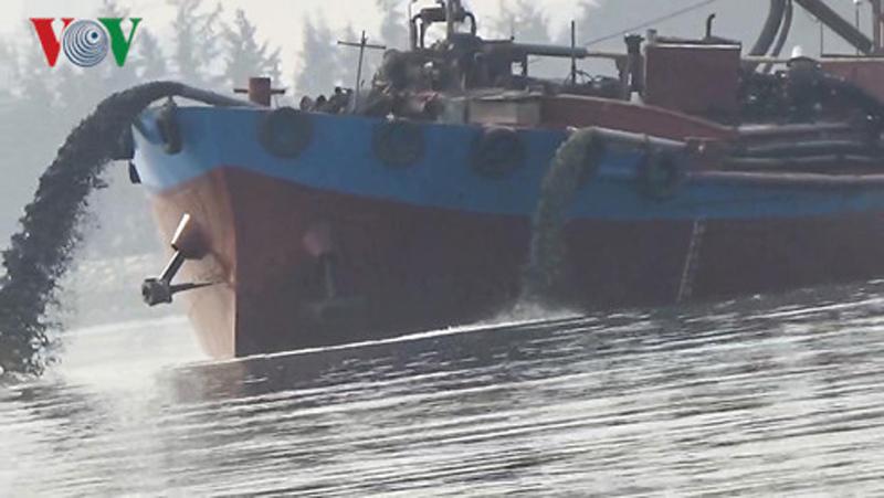 Yêu cầu Bộ Công an khẩn trương điều tra vụ hút cát biển Cửa Đại