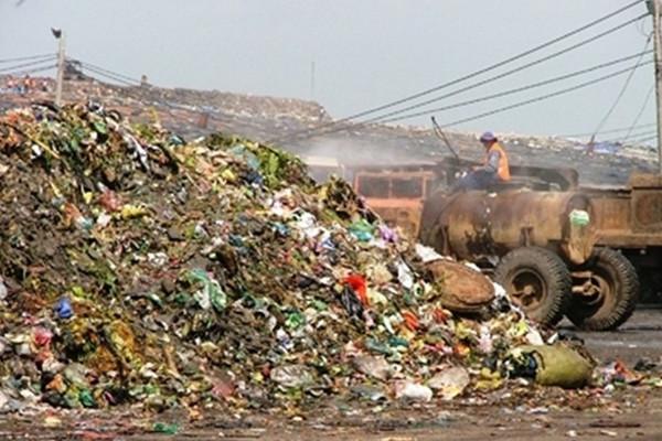Trà Vinh: Phát hiện cẳng chân người trong bãi rác