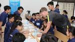 Man xanh hé lộ 3 học viên Việt Nam đưa sang Anh đào tạo