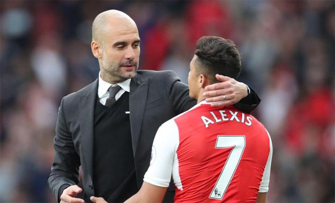 MU mua 2 tiền đạo cự phách, Sanchez theo Pep về Man City
