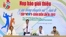 Hơn 1 tỷ đồng tiền thưởng ở giải bóng chuyền VTV9 Bình Điền