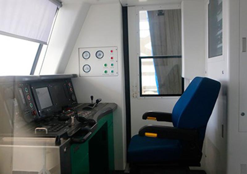 Hình ảnh tàu Cát Linh - Hà Đông chính thức lộ diện