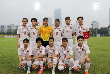 Chiều tối nay, tuyển nữ Việt Nam sẽ lấy vé Asian Cup 2018!