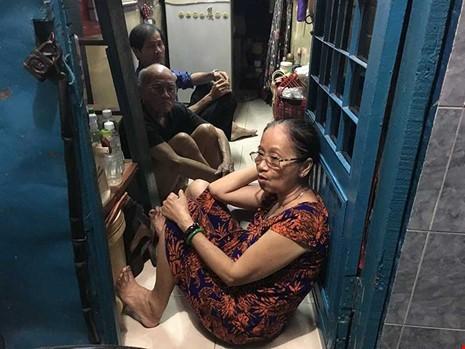 khu ổ chuột, khu ổ chuột Sài Gòn, người nghèo,
