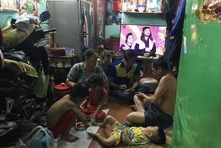 Khu 'siêu ổ chuột' giữa quận giàu nhất Sài Gòn