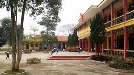Cười ra nước mắt với kiểu sáp nhập trường ở Thanh Hóa