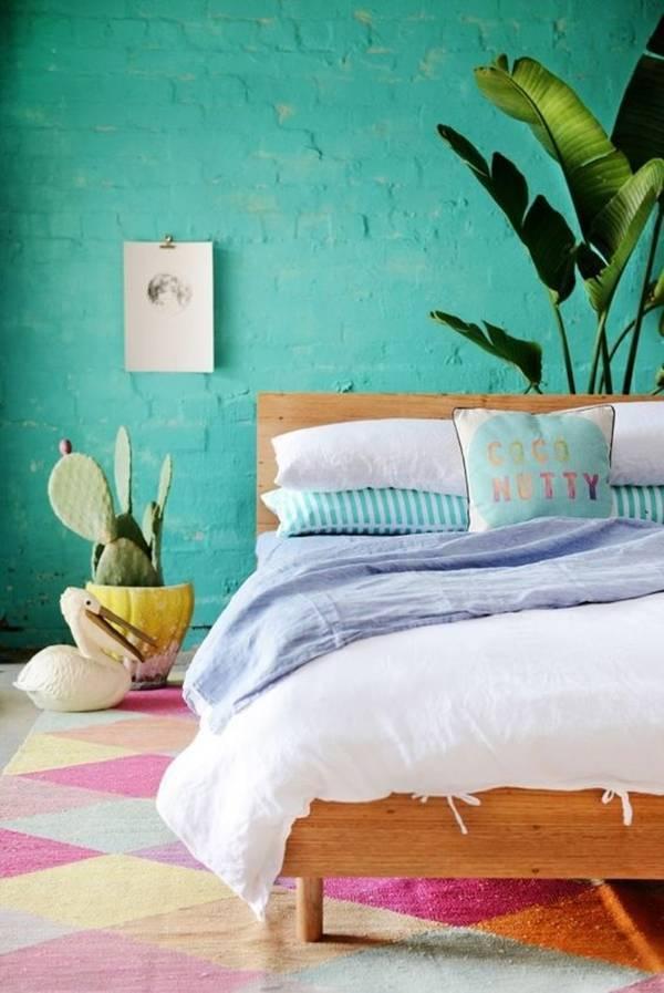 trang trí nhà, dọn nhà đón hè, ý tưởng trang trí phòng ngủ hay