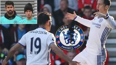 Mất Hazard và Diego Costa, Chelsea rơi cảnh bấn loạn