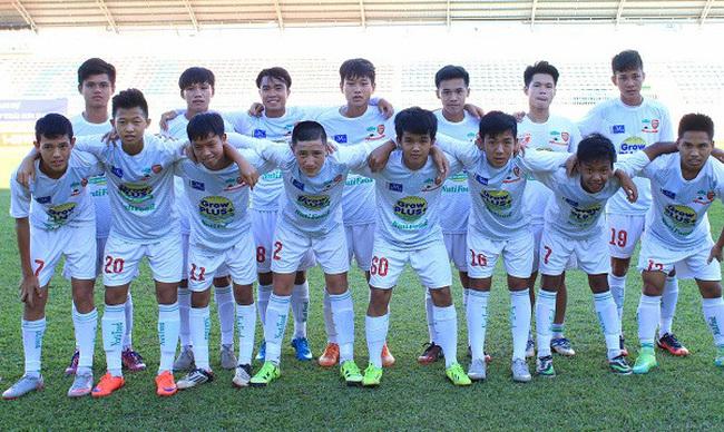 U19 Quốc tế 2017, Lịch thi đấu U19 quốc tế, U19 HAGL, U19 Việt Nam