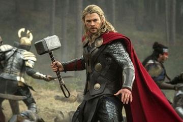 Phần 3 bom tấn 'Thor' tung trailer đầu tiên