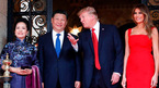 Sự nồng ấm ban đầu của ông Tập và ông Trump