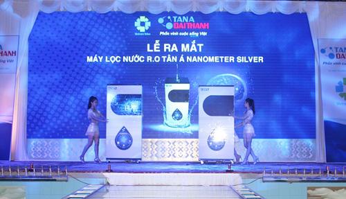 Ra mắt máy lọc nước R.O Tân Á mới